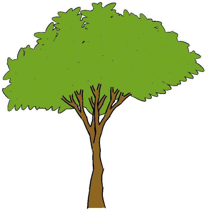 Free TREE CARTOON PNG, Download Free Clip Art, Free Clip Art.