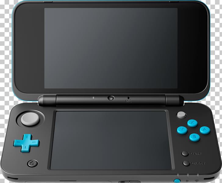 New Nintendo 2DS XL Nintendo 3DS Handheld game console.