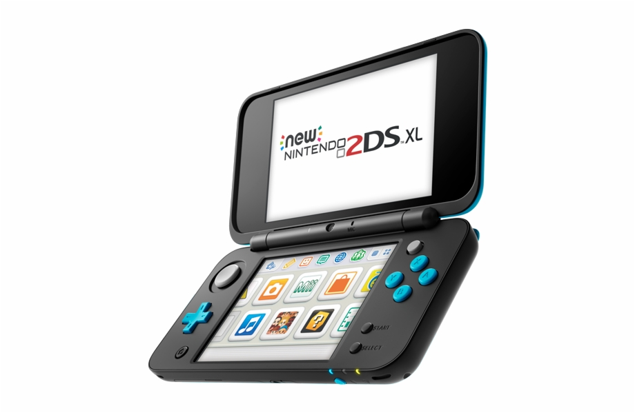 Nintendo 2ds Xl Free PNG Images & Clipart Download #3474229.
