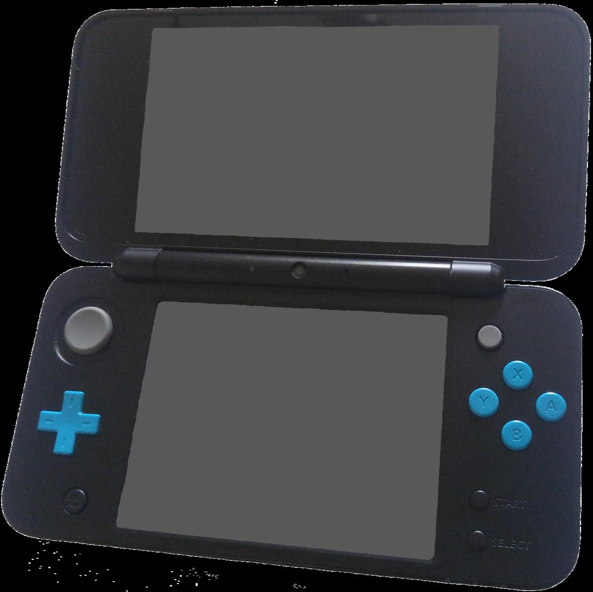 New Nintendo 2DS XL.