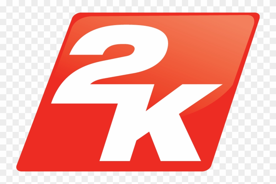 2k Games Logo Clipart (#138221).