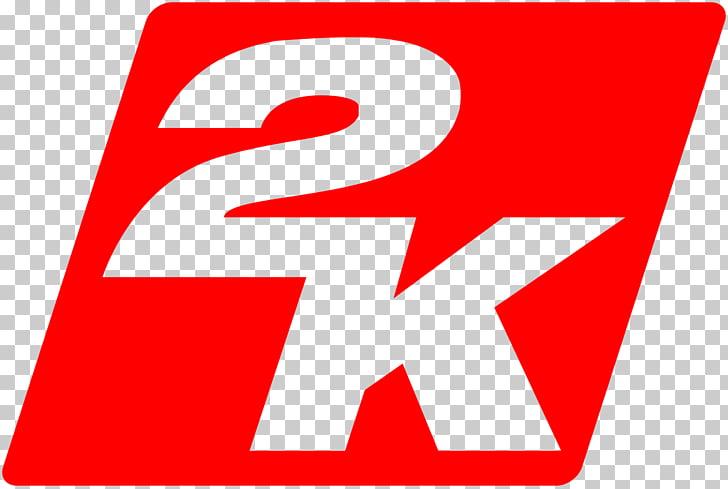 NBA 2K18 2K Games Logo, Electronic Arts PNG clipart.