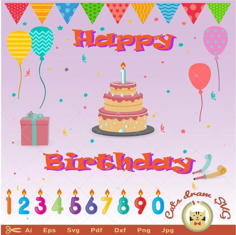 second birthday svg, second birthday svg, birthday svg, 2nd. birthday,  second birthday, svg, svg file, my second birthday clipart,.
