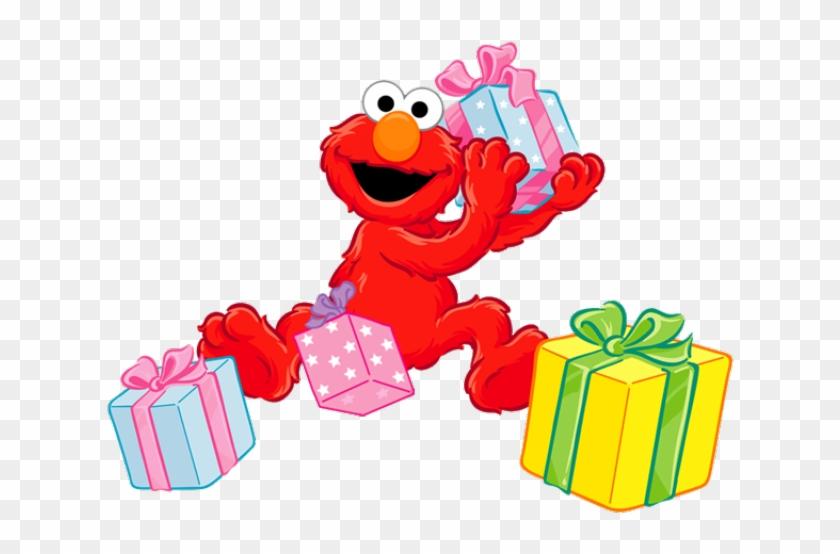 Sesame Street Clipart Elmo.