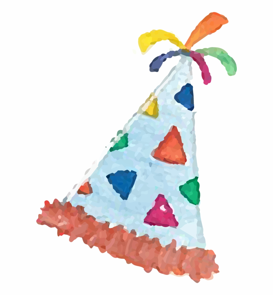 Birthday Hat Clipart Small Party.