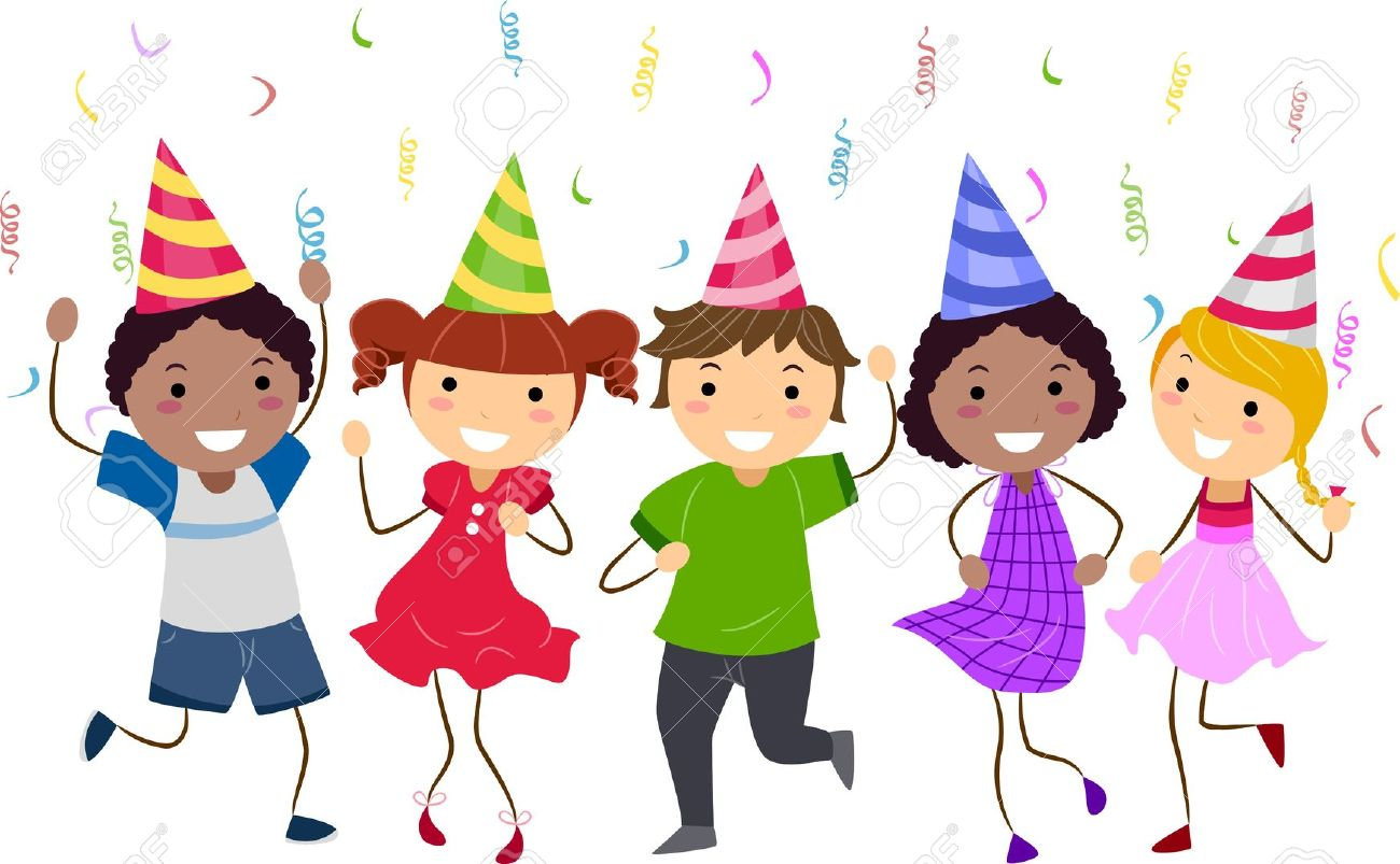 Celebrate Good Times Clipart.