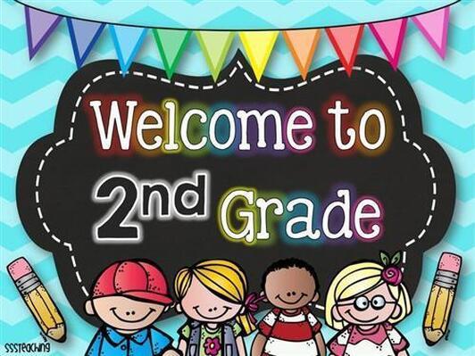MRS. JOSEPH\'S 2ND GRADE CLASS.