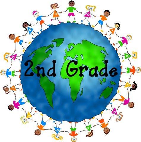 2nd Grade Clipart.