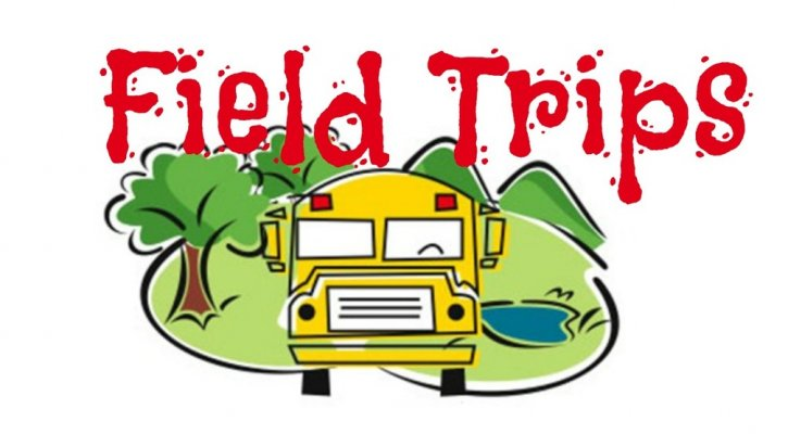 2nd Grade Field Trip.