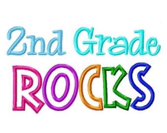Ms. Santoro's 2nd Grade.