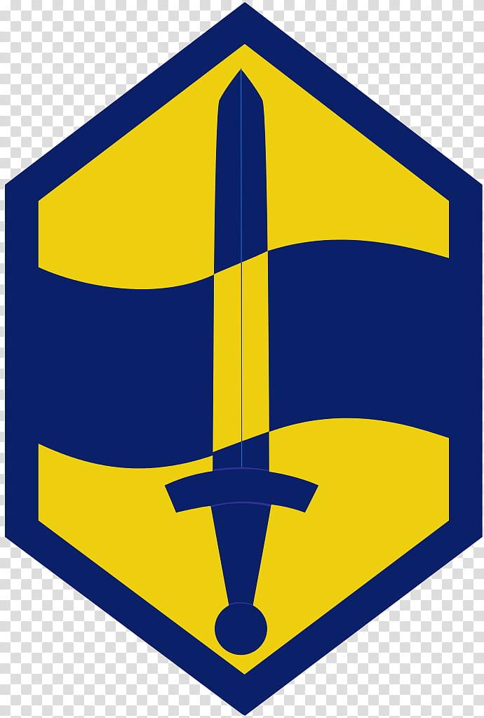 Division Symbol, Brigade, Combat Service Identification.