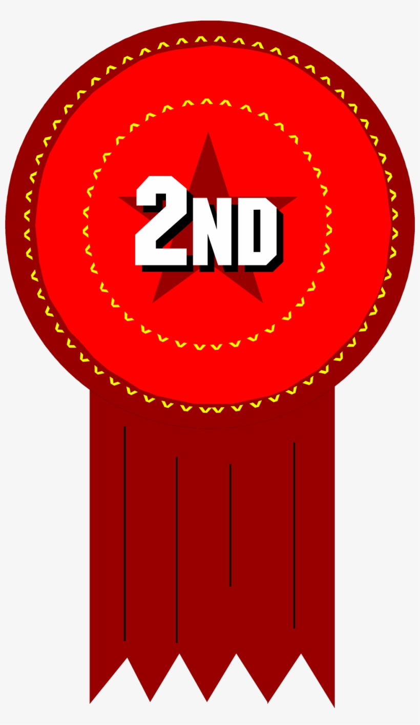 Awards Clipart 2nd Place Ribbon ~ Frames ~ Illustrations.