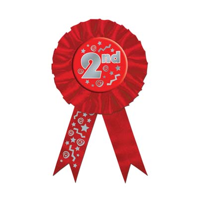 Free 2Nd Place Ribbon Png, Download Free Clip Art, Free Clip.