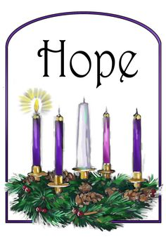 First Sunday Advent Clipart Free.
