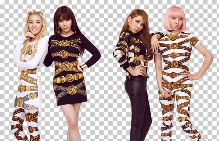 2NE1 South Korea To Anyone K.