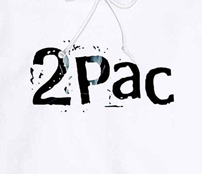 Amazon.com: Tupac Hoodie I See No Changes 2Pac Logo Official.