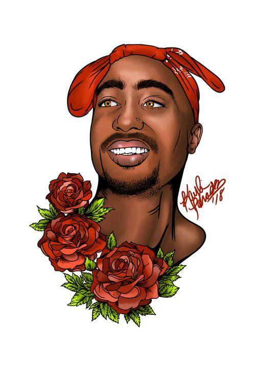 Tupac Shakur PNG Images Transparent Free Download.