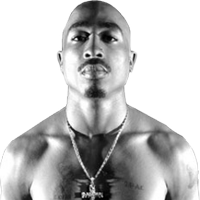 Download Free png 2Pac, Tupac Shakur PNG, Download PNG image with.