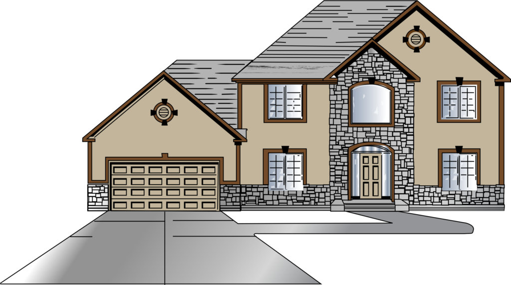 Floor clipart two story house, Floor two story house.