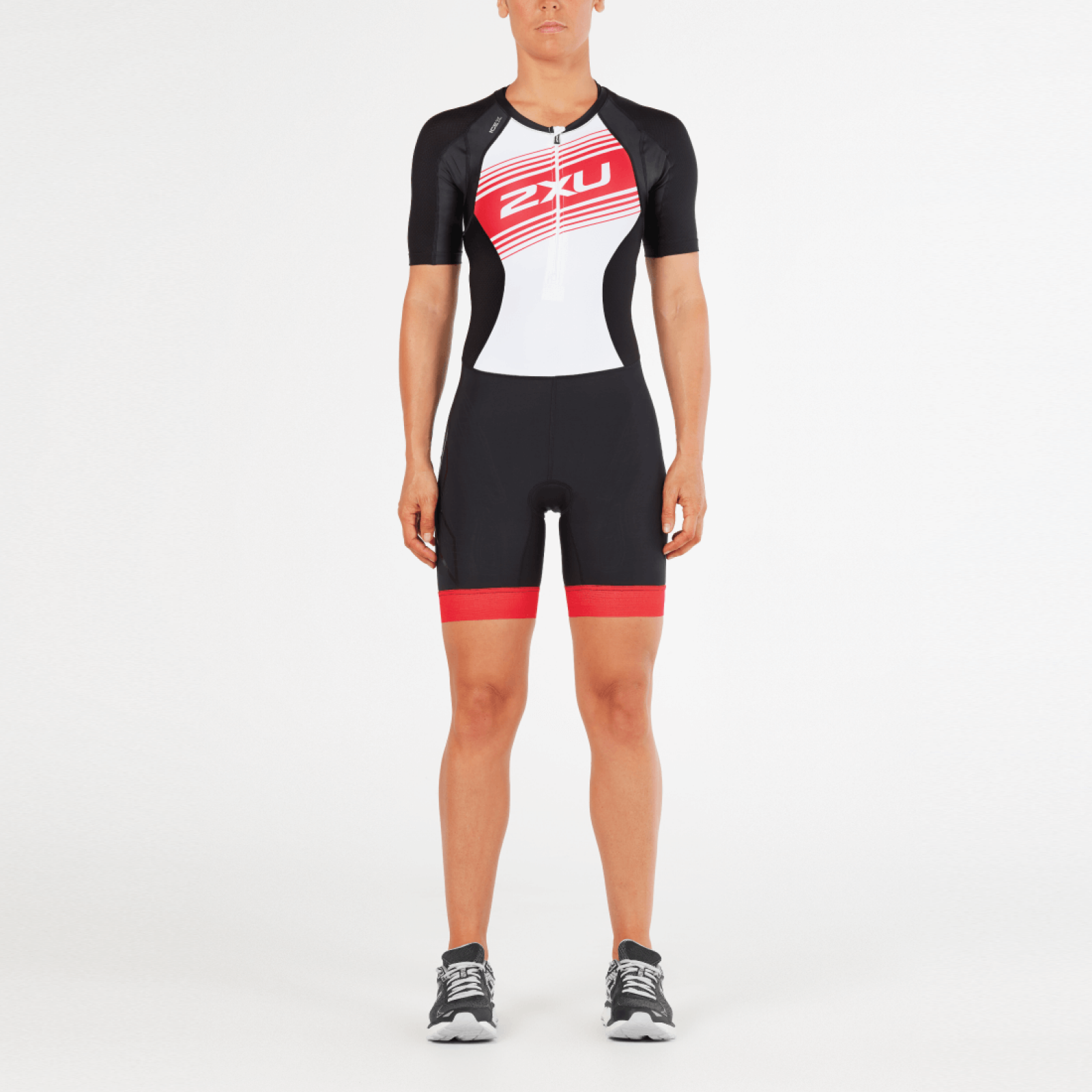 2XU Women Compression Sleeved Trisuit.