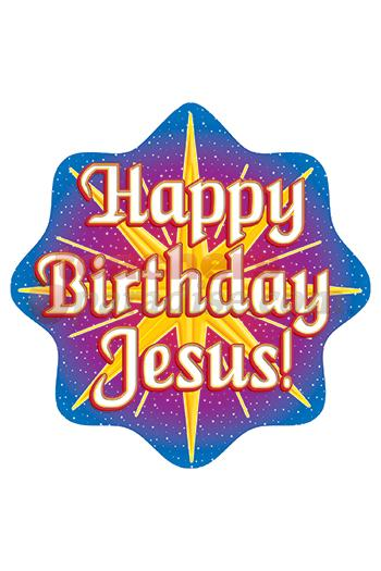 Happy Birthday Jesus Party! December 16th, 3:00.