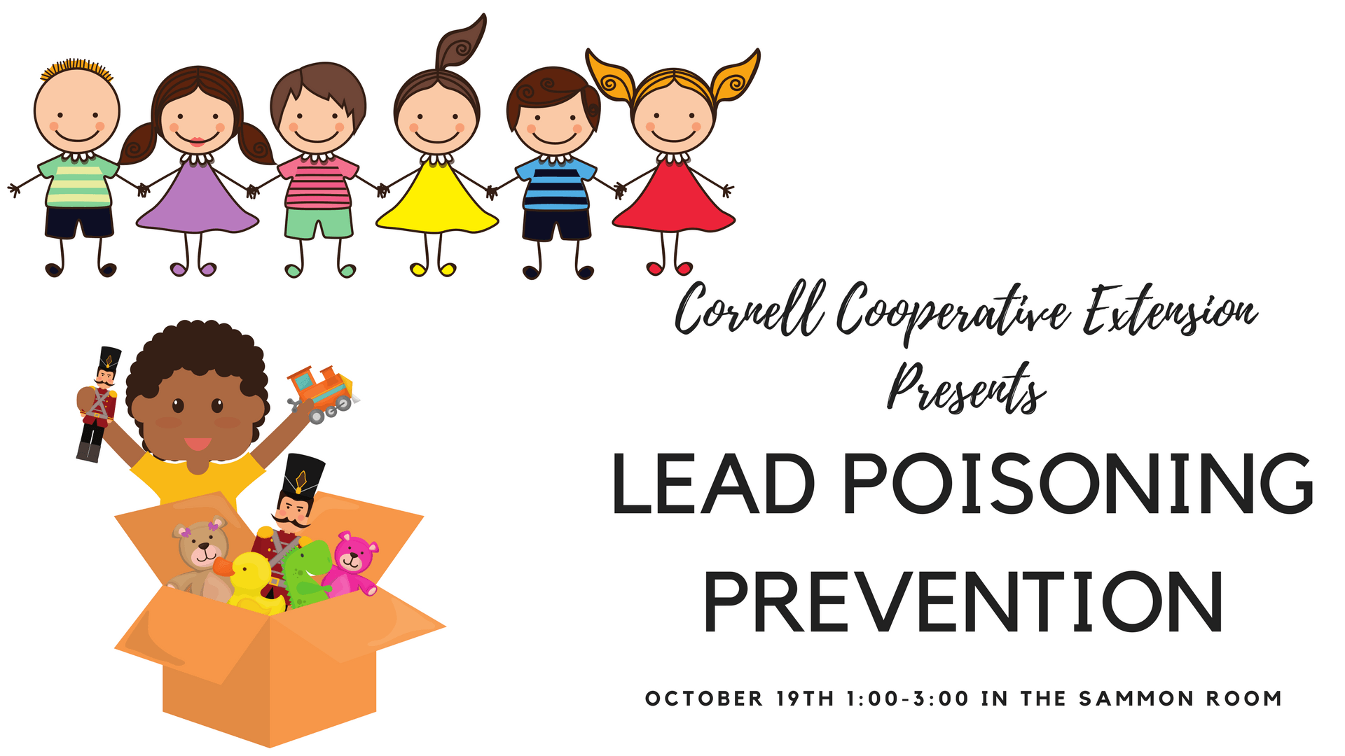 Lead Poisoning Prevention 1:00.