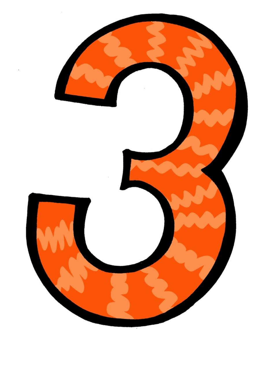 Similiar Orange Number 2 Clip Art Keywords.