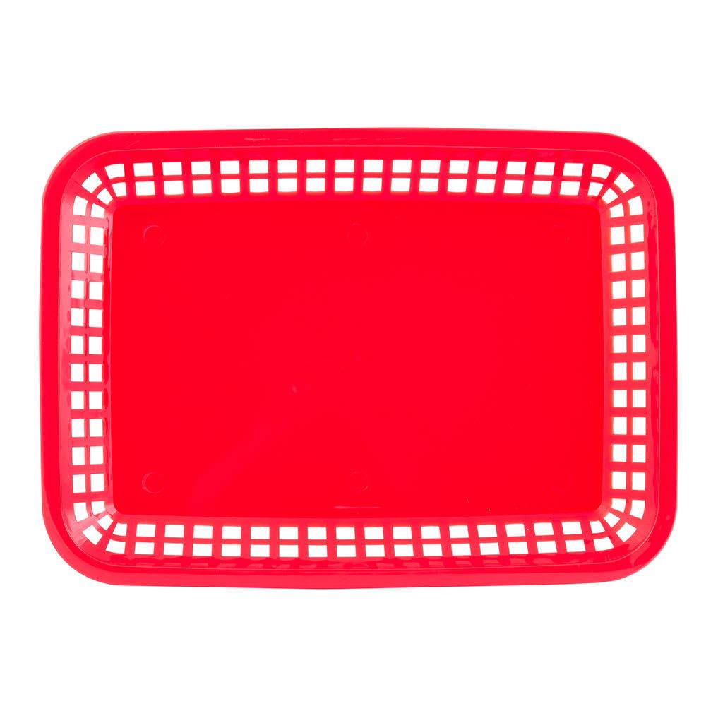 Tablecraft 1079R Platter Basket, 11 3/4 x 8 1/2 x 1 1/2\