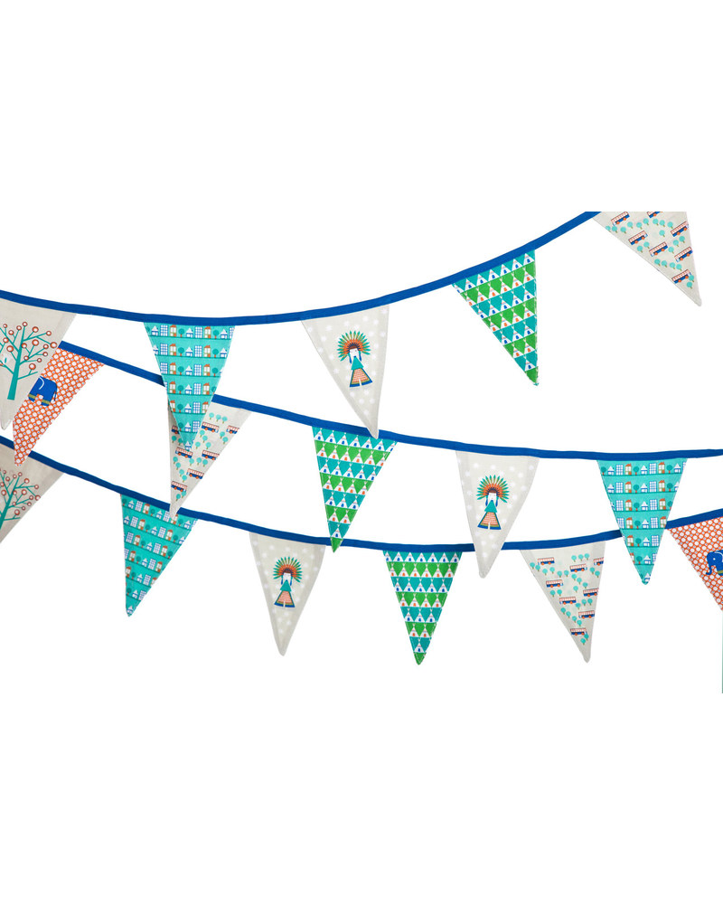 Engel Chief Mini Bunting + matching bag.