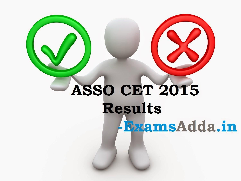 ASSO CET 2015.