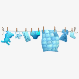 Baby Clothes Line, Hanging Baby Clothes.