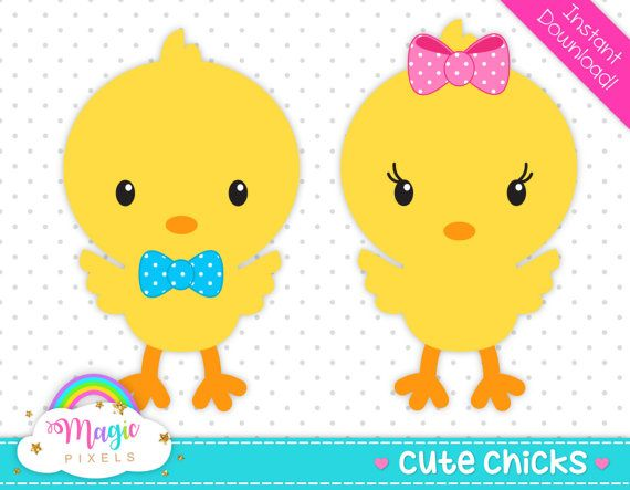 Baby chicks clipart free 3 » Clipart Station.