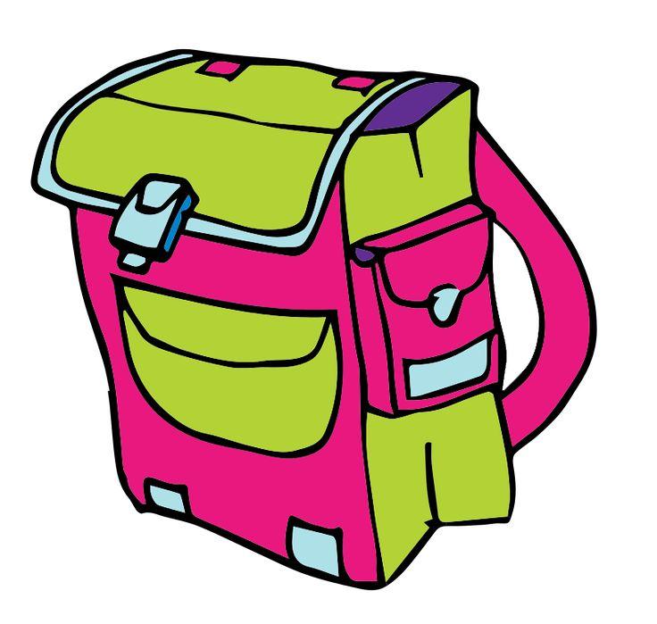 Bookbag clipart 3 bag, Bookbag 3 bag Transparent FREE for.