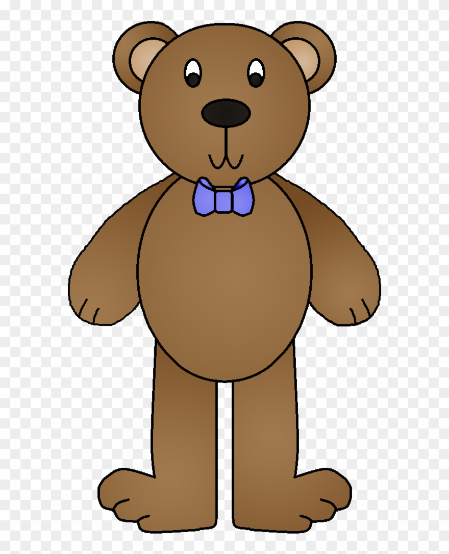 Transparent 3 Bears Clipart.