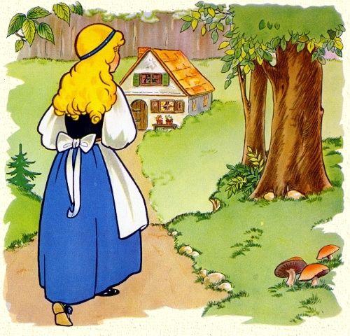 English is fun !: Goldilocks and the Three Bears.