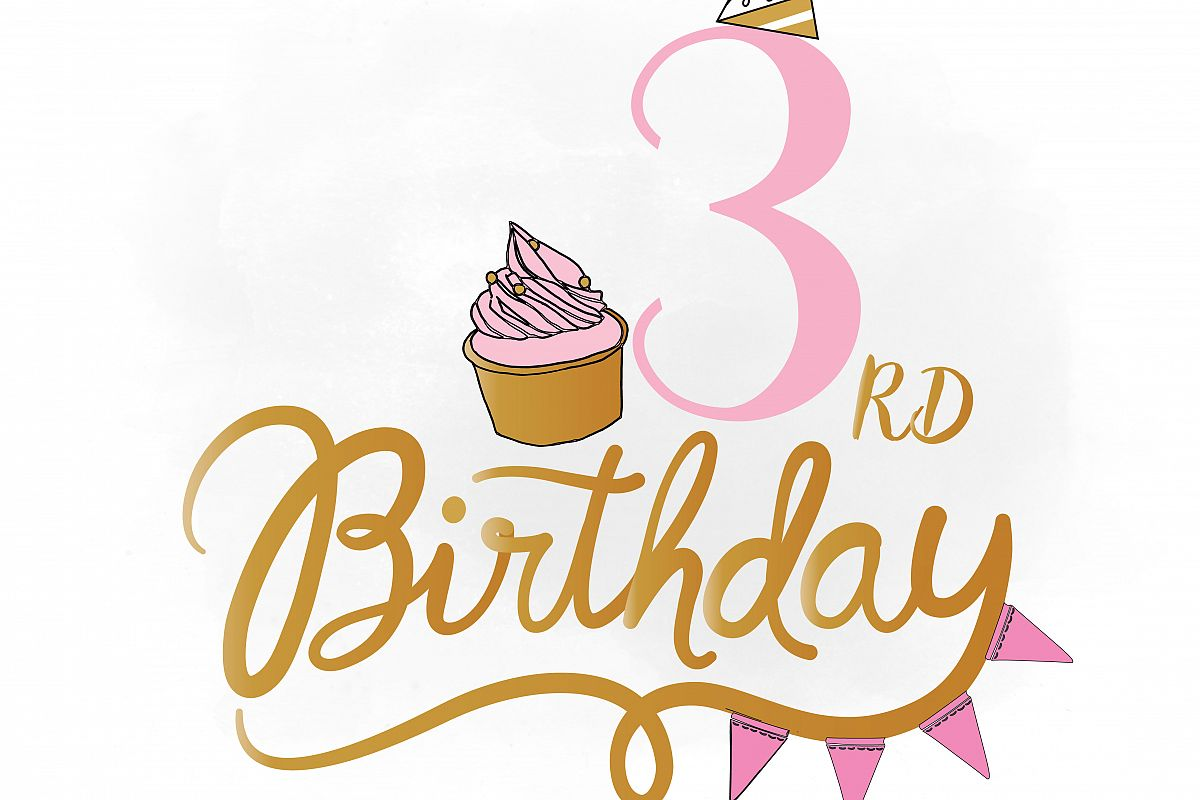 Birthday clipart logo, Birthday logo Transparent FREE for.
