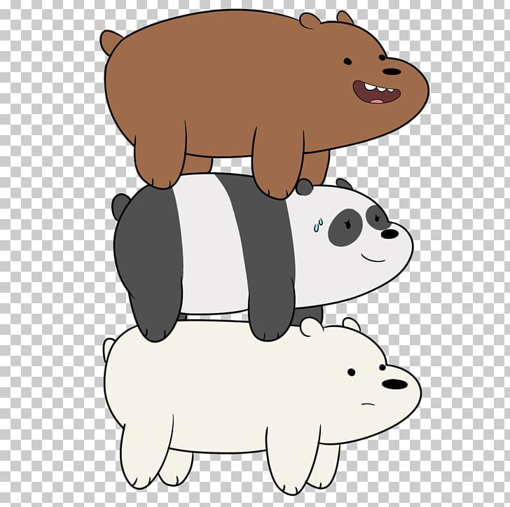 Grizzly Bear Desktop We Bare Bears PNG, Clipart, Animals.