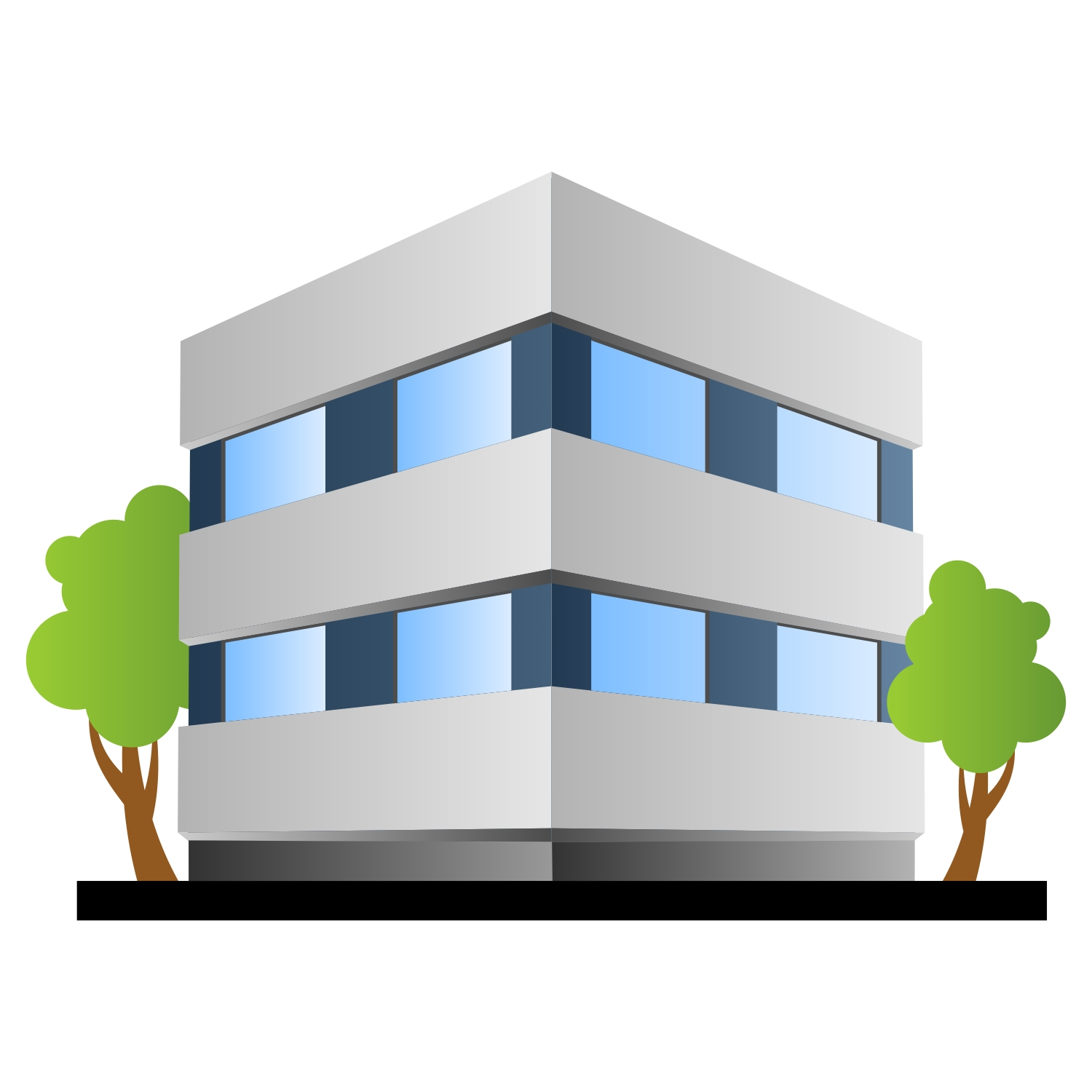 Church building clip art free clipart image 3.