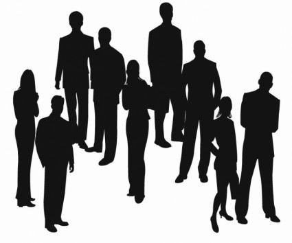 Business person clipart free images 3.