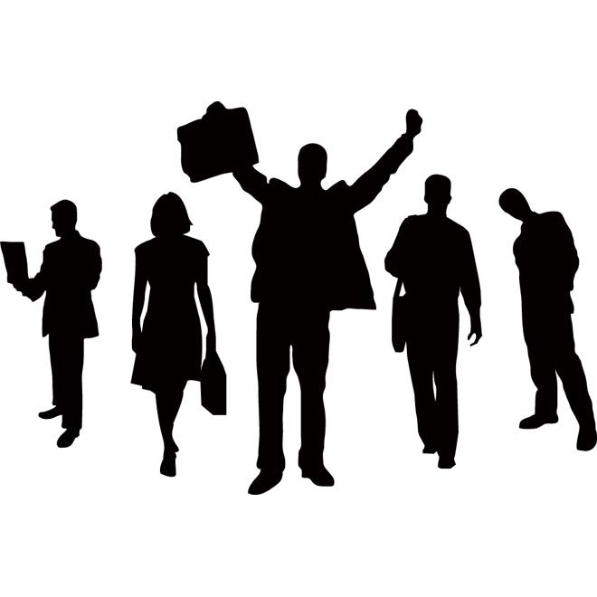 People Business Clipart.