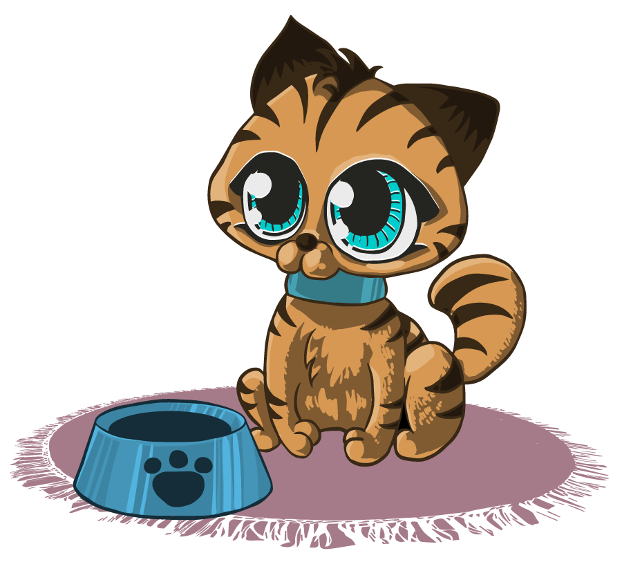 Kitten cat miscellaneous clipart on kitty cats clip art and.