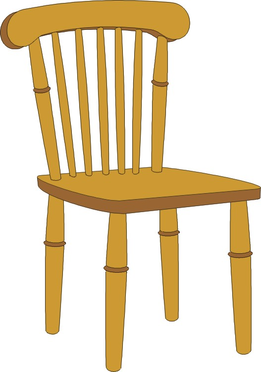 Chair clipart 3 » Clipart Station.