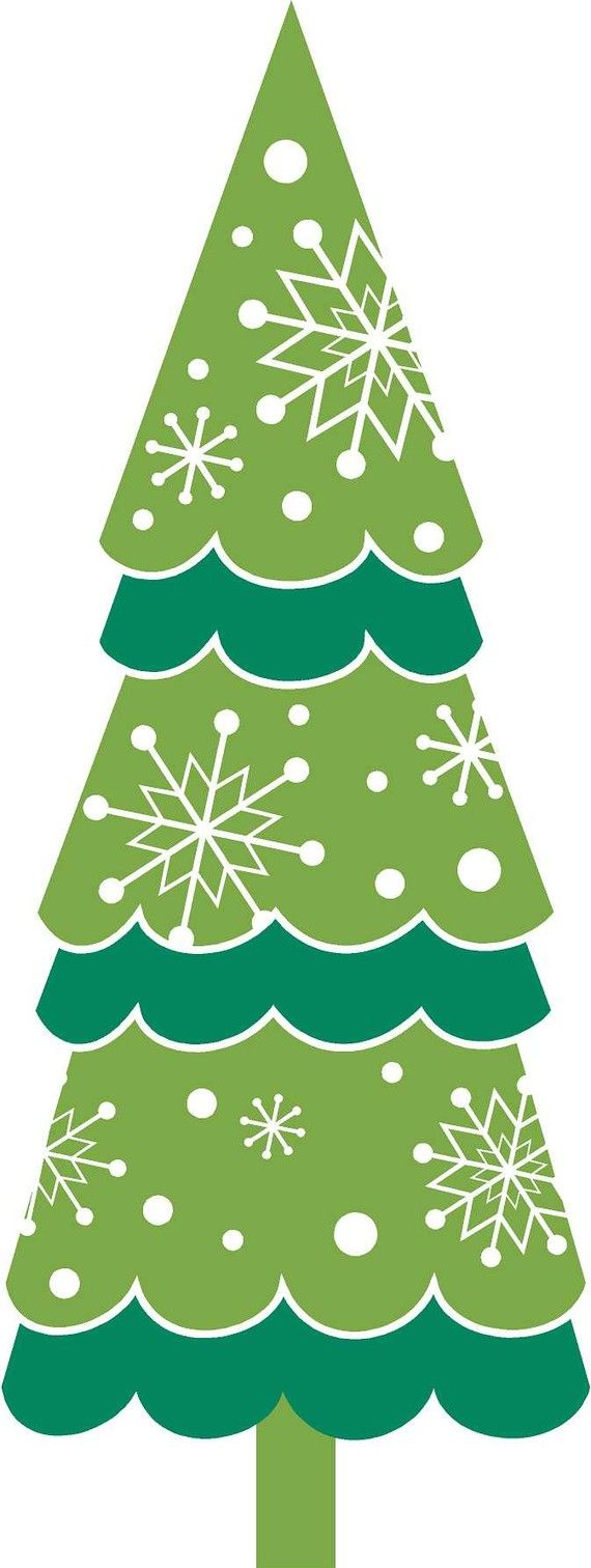 Free christmas tree clipart public domain christmas clip art 3.
