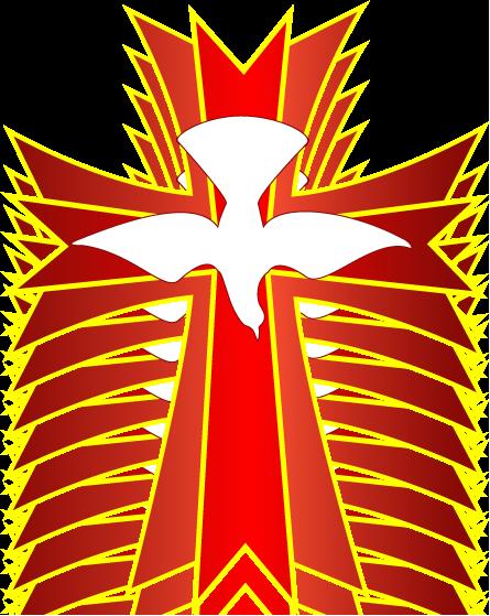 345 Holy Spirit free clipart.