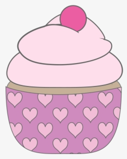 Free Cupcakes Clip Art with No Background , Page 3.