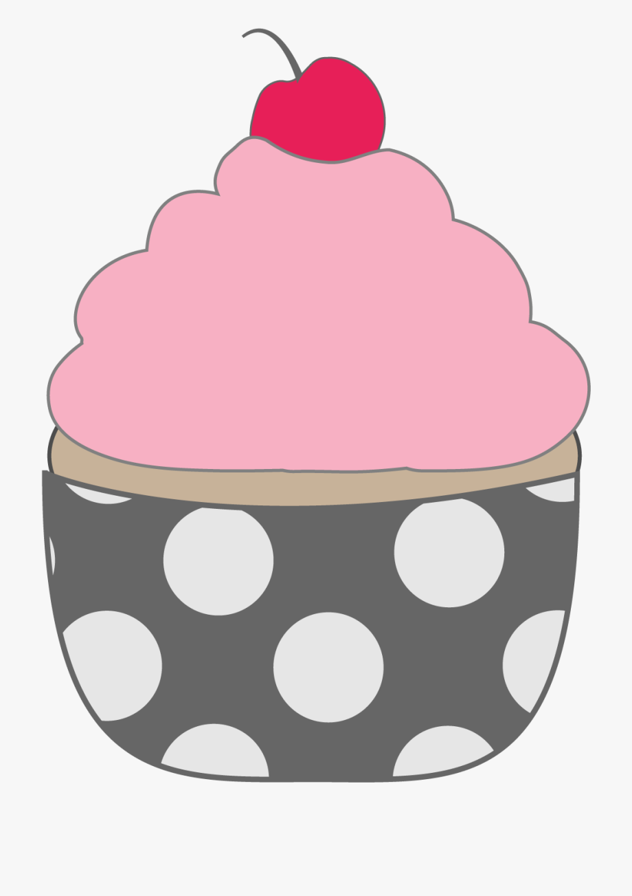 Chocolate Cupcakes Clipart Free Clipart Images 3 Clipartcow.