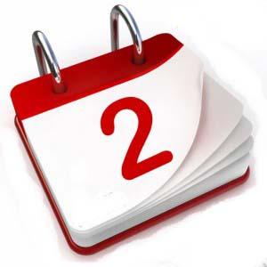 3 day calendar clipart - Clipground