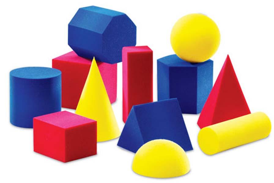 Three-dimensional shape clipart 20 free Cliparts ...