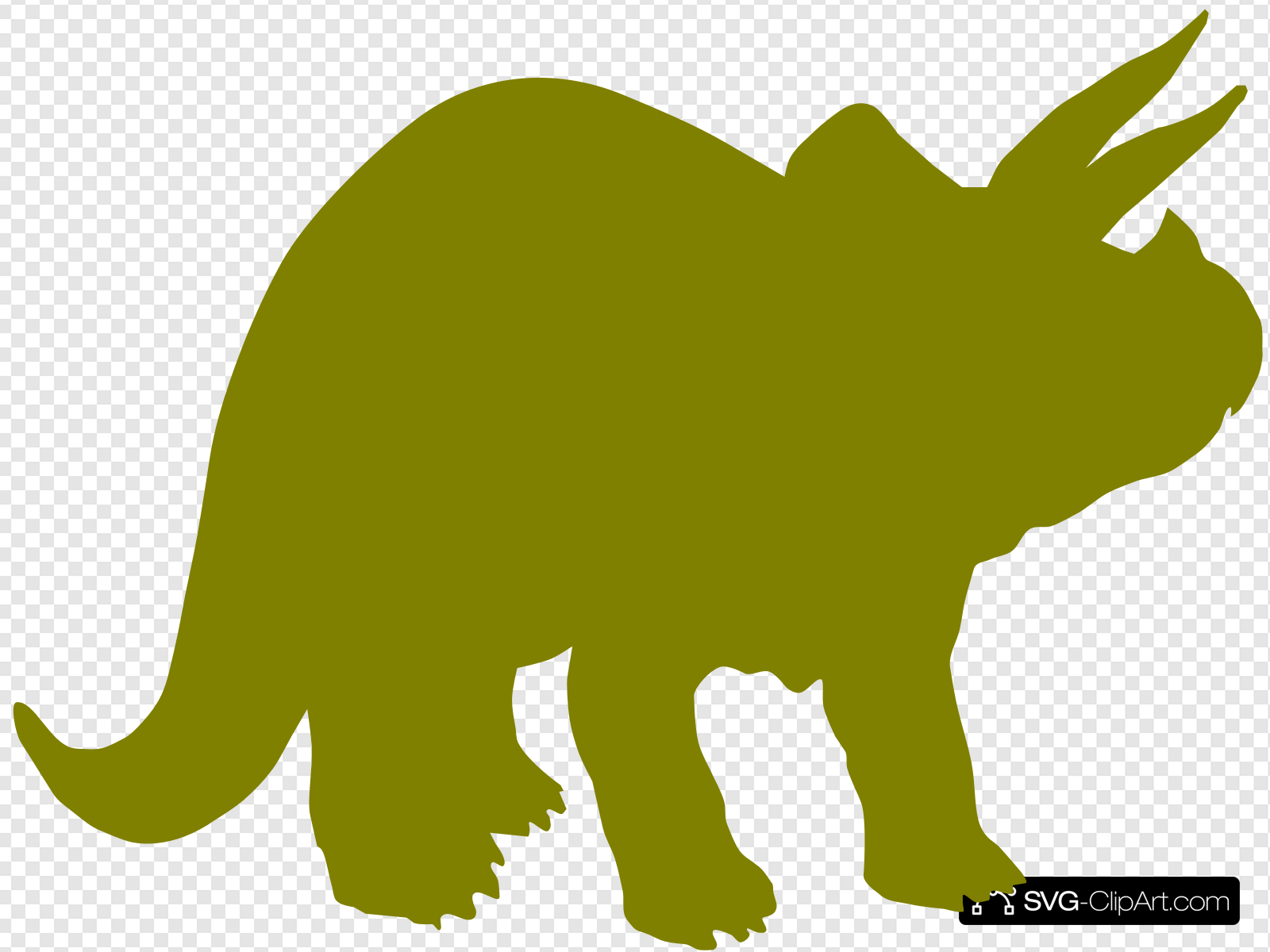 Dino 3 Clip art, Icon and SVG.