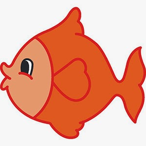 Fish clip art free fish sketch clip art vector clip art.